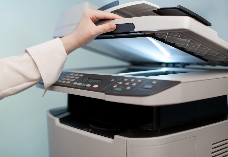 Photocopie couleur